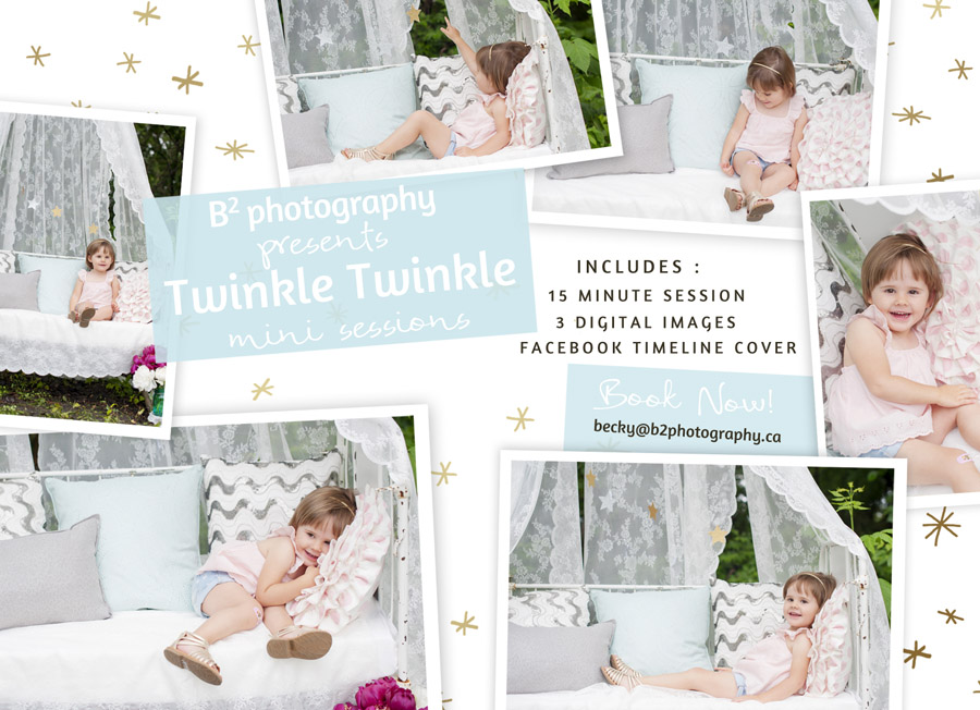 Twinkle Twinkle Mini Sessi copy